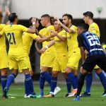 Start Chelsea dan Inter di ICC 2018 Ditentukan Adu Penalti